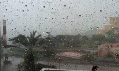 Previsioni meteo in arrivo la pioggia