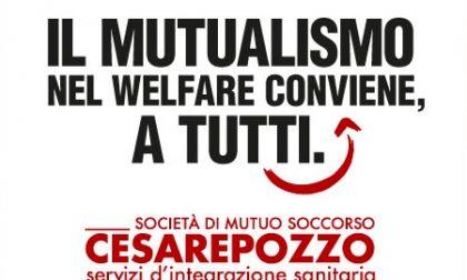 """Mutua Sanitaria Cesare Pozzo, ancora una volta sponsor principale di """"Fà la cosa giusta"""""""