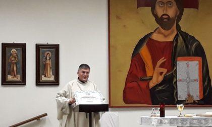 Il refettorio di Magenta dedicato a Monsignor Locatelli