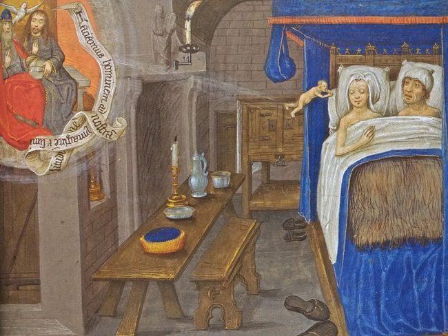 Camere Da Letto Medievali : Giornata mondiale del sonno entriamo nelle camere da letto