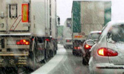 Code di 5 chilometri per incidente tra Cormano e Monza