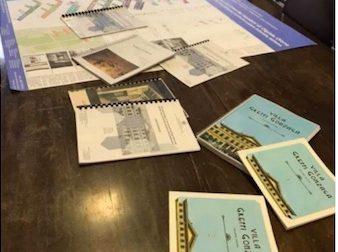 Il Politecnico presenta le proposte di recupero per la villa Greppi-Gonzaga