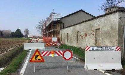 Ozzero, lavori finiti: la Provinciale 183 ha riaperto al traffico