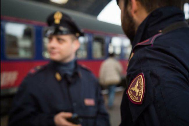 Pasqua sicura, controlli su treni e stazioni ferroviarie: impiegati oltre 100 agenti