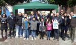 Contrade in piazza a Rescaldina: grande successo