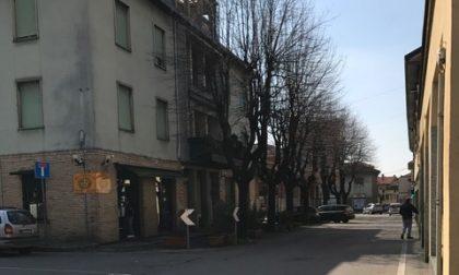 San Vittore Olona, via Matteotti a senso unico