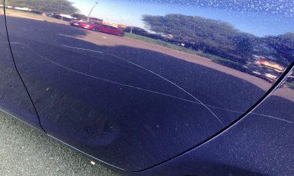 Ancora vandali contro l'auto dell'assessore di Cislago