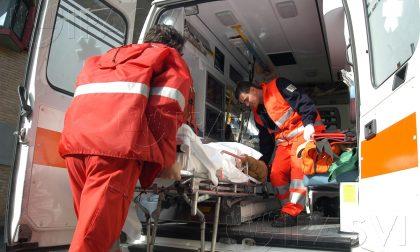 Ventenne ricoverato in gravi condizioni dopo un incidente