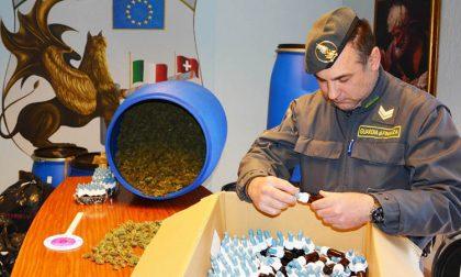 Sequestrati 50 chili di droga al confine