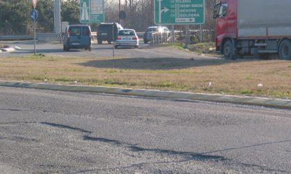 Autostrada A8: chiuso svincolo Lainate Arese per i lavori della 5° corsia