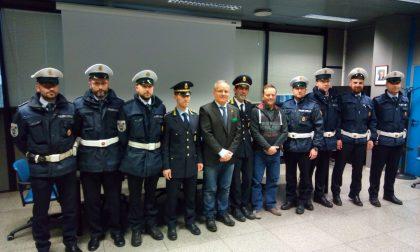 Cinque agenti nuovi per la Polizia locale di Saronno