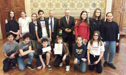 Concorso sulla Resistenza a Legnano: otto premiati