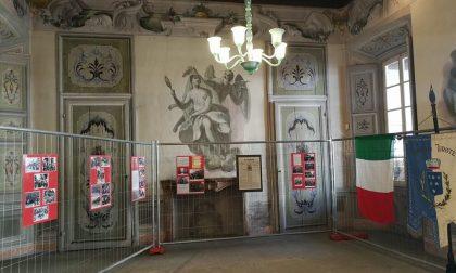 Mostra sulla Liberazione nel municipio di Turate