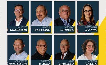 Cerro Maggiore, elezioni: la squadra del Movimento 5 Stelle NOMI e FOTO