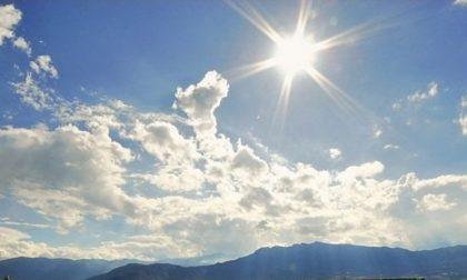 Meteo Lombardia, caldo estivo almeno fino a domenica