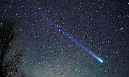 Alla scoperta di comete e di altre stelle