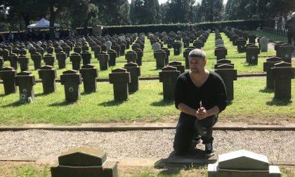 Campo X, Silighini rende omaggio ai morti della Repubblica di Salò