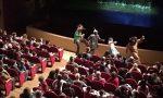 Successo del teatro a scuola a Magenta
