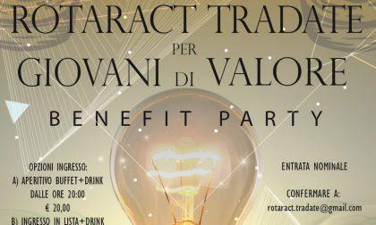 Rotaract Tradate: una serata  per i Giovani di Valore