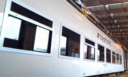 Rinnovo carrozze, Trenord investe 415 milioni di euro