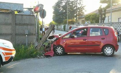 Gravissimo incidente a Turbigo LE FOTO