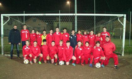 Gso Arese: il calcio under 13 vince il campionato provinciale Csi