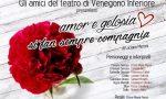 """A teatro per l'asilo: """"Amor e gelosia"""" a Venegono"""