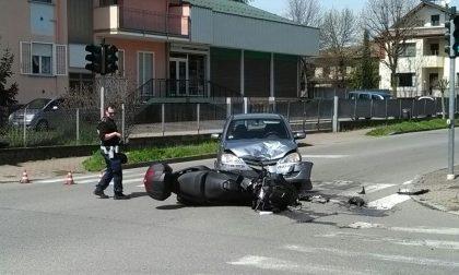 Grave incidente stradale a Garbagnate Milanese