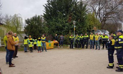 Giornata del verde pulito a Nosate, Castano Primo e Turbigo FOTO