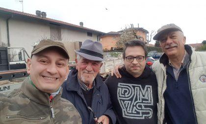 Giornata di pulizia del Bosco del Rugareto