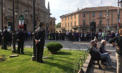 I festeggiamenti del 25 aprile a Saronno FOTO