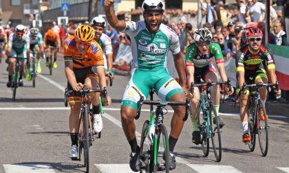 72a Coppa Caduti Nervianesi: vince Ahmed Galdoune