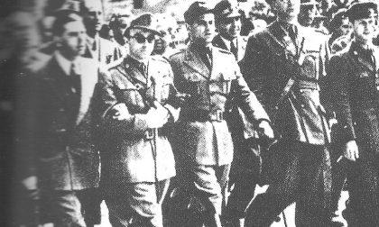 """Commemorazione Borsani, la condanna del Pd: """"Un fascista a tutto tondo"""""""