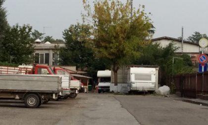 Campo nomadi di Saronno, interviene il consigliere Indelicato