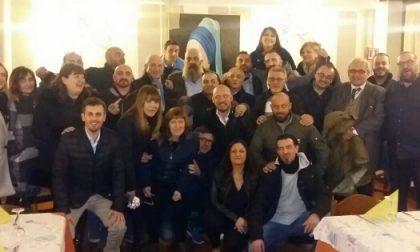 Assemblea di CasaPound a Castano Primo