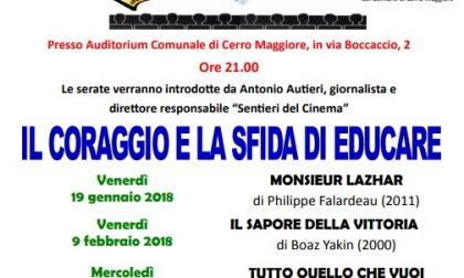 Cerro Maggiore, torna il cineforum per far crescere ed educare
