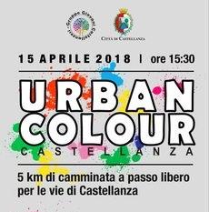 Urban color Castellanza, camminata libera per le vie della citta'