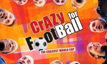 Crazy for football: torneo di calcio a 5 a Gerenzano