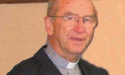 Addio a don Bruno Castiglioni, Mozzate in lutto