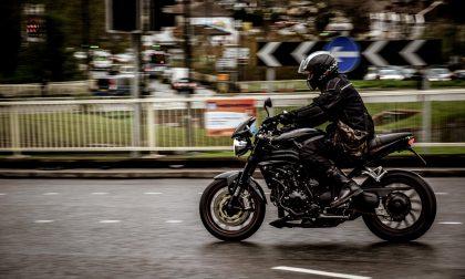 Aumentati incidenti stradali in moto