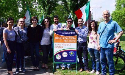 Michela Palestra candidata sindaco ad Arese: approvata lista Pd