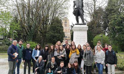 Studenti francesi alla scoperta di... Magenta