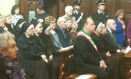 Testimonianza solidarietà, Corbetta premia le suore benedettine - VIDEO