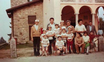 A San Majolo Robecco celebra la passione per il ciclismo