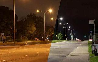 Il 36% dei lampioni di Parabiago verrà sostituito con illuminazione a LED