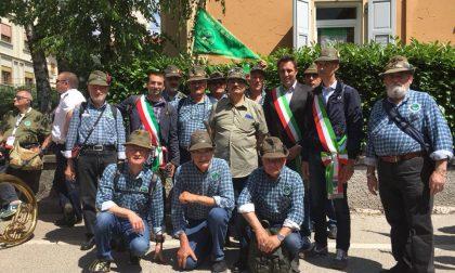 Adunata Alpini, a Trento c'è pure Castano Primo