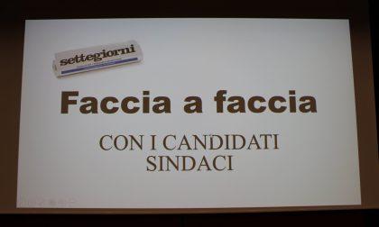 Faccia a faccia con i candidati sindaco di Arese VIDEO