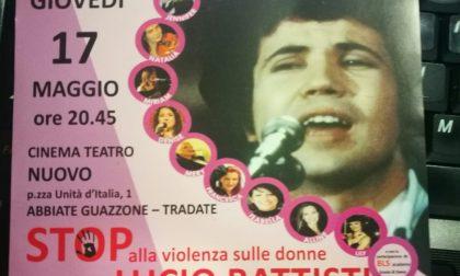 Stop alla violenza sulle donne cantando Lucio Battisti
