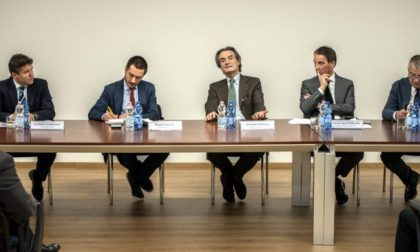 "Fontana a RFI ""Interventi infrastrutturali con i 10 miliardi ricevuti"""
