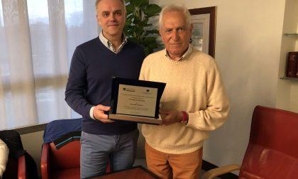 Ascom Saronno Renoldi è presidente onorario